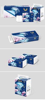 成都纸巾包装设计设计、成都日化产品包装设计