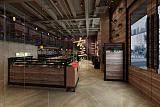 欢乐的饮餐,什么能让人瞬间快乐当然是舒适的环境-梧州餐厅设计