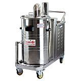 泉州手推移动式大功率工业用吸尘器380V吸尘水吸铁屑颗粒威德尔吸尘器