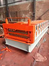 出售850型彩鋼壓瓦機設備的廠家