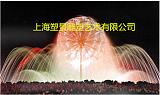 玉林不锈钢蒲公英雕塑 程控喷泉雕塑现代水景摆件;