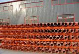 玻璃钢电缆管、玻璃钢复合电缆管以及各种塑胶管材