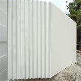 聚苯乙烯泡沫板高密度防震泡沫板保丽龙EPS白色泡沫保温板定做