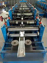 泊头昊硕冷弯机械生产C型成型机多型号冷弯设备高配置产品质优价廉;