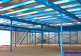 供应钢结构平台仓储必备