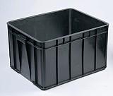 现货供应塑料制品周转箱 环保加厚防静电周转箱 经久耐用塑料筐;