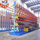 仓库货架厂重型悬臂货架双面放钢材架子