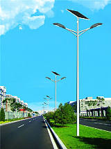 太阳能路灯;