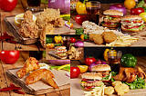 ? 复合式西式快餐品牌:国堡汉堡渐渐走红,人气颇高