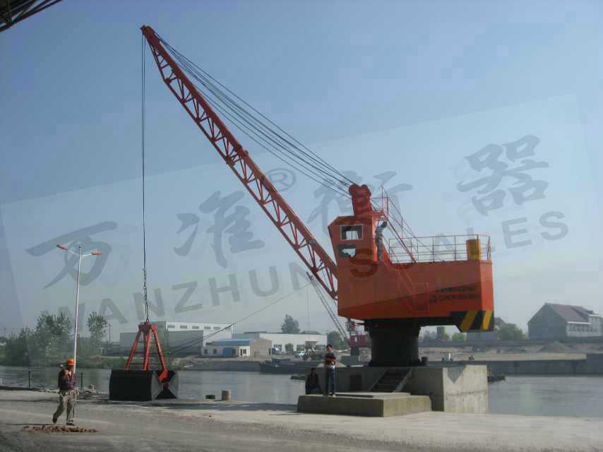 杭州万无功抓斗秤WZ500 1t电子吊秤厂家供应销售