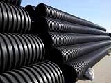 乐山HDPE双壁波纹管、乐山HDPE钢带螺旋波纹管