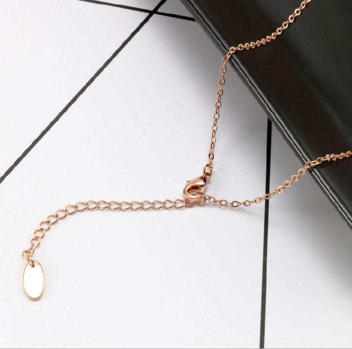 中东合金饰品外贸项链定制生产厂家 防过敏时尚铜饰品配件项链