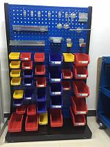 扬州物料架零配件整理架商超五金展示架置物架工具架可定制;