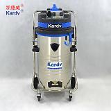 凯德威2.4KW干湿两用吸尘器 机械厂五金厂 吸水 吸尘 吸铁屑DL-2078B