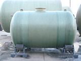 玻璃钢FRP卧式罐用于水处理