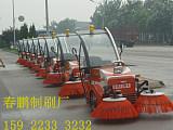 重庆春鹏制刷专业生产环卫扫路刷的厂家物美价廉更耐用;