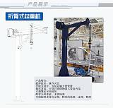 上海ENDO智能提升机,无级变速,速度可达60m/min