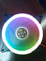 全新厂家直销RGB电源机箱散热风扇有量有价;