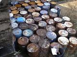 山西廢油桶處理 長治危險廢物處理;