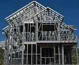 供甘肃轻钢别墅和兰州轻型钢结构