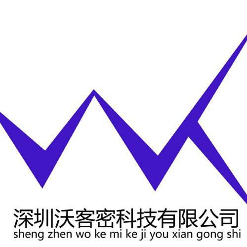 深圳沃客密科技bwin手机版登入LOGO