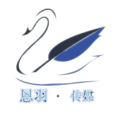 上海恩羽文化传媒有限公司销售部LOGO