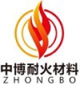 郑州中博耐火材料有限公司LOGO;