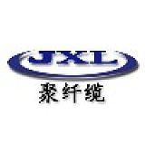 廣東聚纖纜通信股份有限公司LOGO;