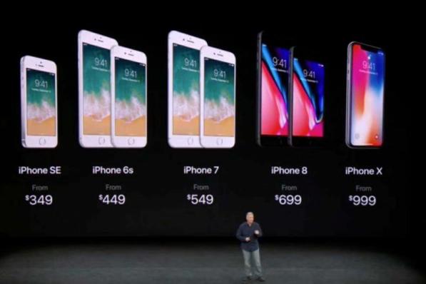 首批iPhone X已经从郑州富士康发货,10月27日开始预购