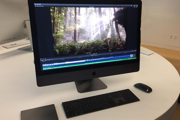 苹果电脑里的性能之王,新款iMac Pro提前亮相
