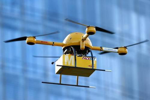 谷歌无人机在澳大利亚送货,Project Wing项目坐实