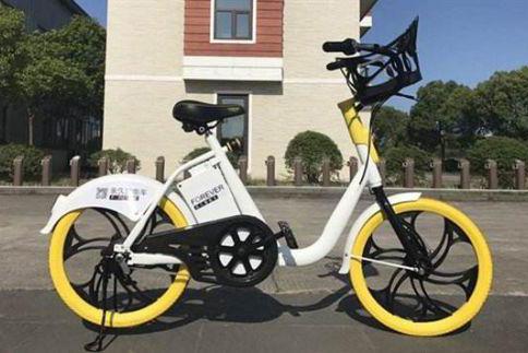 国民老品牌迎来重大转型,永久自行车入局共享单车