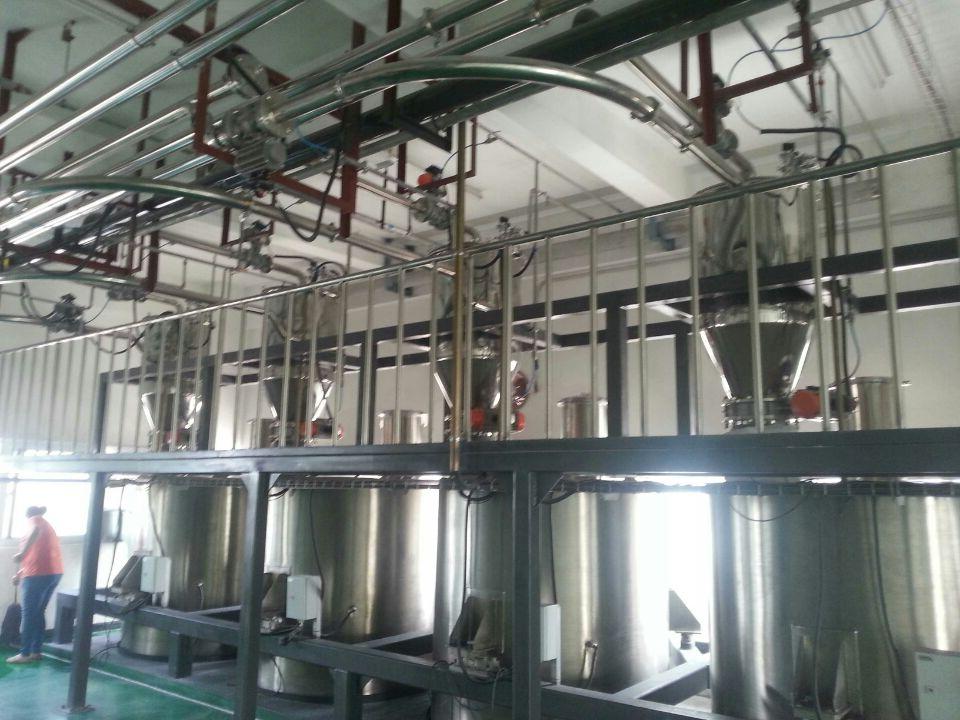 环保工作势在必行真空上料机运作在密封条件下,避免粉体泄露污染空气