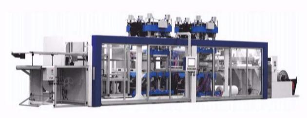 食品包裝熱成型機械模具工藝選型