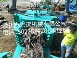废钢压块拆解机