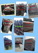 长春鑫金球墨铸铁井盖,HDPE全新料钢带管;