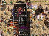韩国的传奇游戏道士可以复活小伙伴