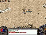传奇游戏中战士除了烈火还有更强的技能 过多魔物都能秒