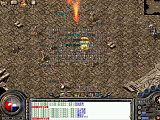 1.76私服中战士除了烈火还有更强的技能 大量魔物都能秒
