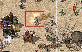 传奇合击中战士除了烈火还有更强的技能 大批量魔物都能秒