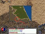 变态传奇私服游戏技术高女玩家怎样才能刷王者禁地地图
