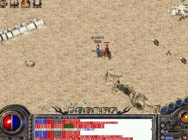试论传奇复古版中战士对战法师pk打法攻略