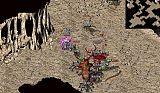 传奇单职业版本战士怎么才能选择攻击机制