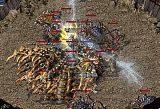 传奇爆服版后期法师技能搭配增加特殊效果好的是火墙+流星火雨