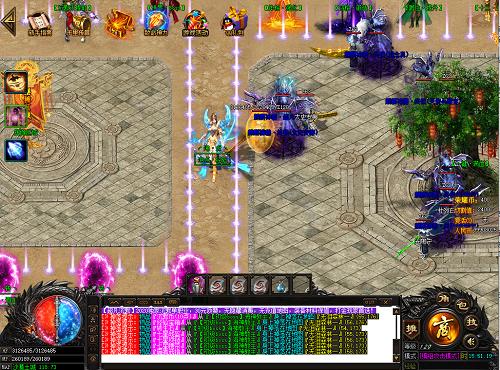 浅议1.76合击传奇游戏中鉴定装备的怎么玩
