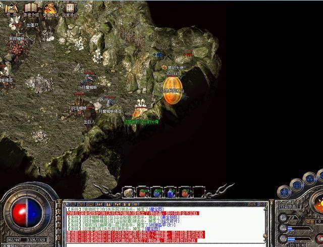 汇总新传奇单职业网站水平高战士玩家挂机升级的地图
