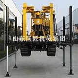 山东厂家xyd-130型履带水井钻机