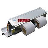 德州乐星空调fp-68wa卧式暗装风机盘管,优质瑞泰力风机盘管