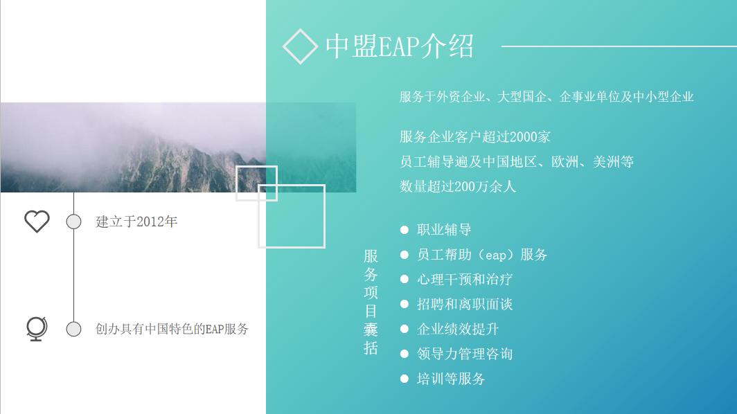 上海新忠盟企业管理咨询有限公司公司简介